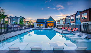Pool, Hawthorne Townhomes