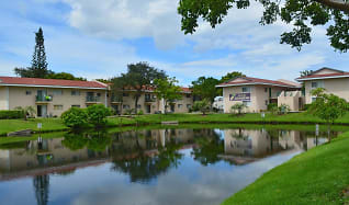 Lake, Palm Island Club