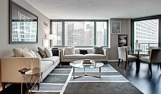 Living Room, Cityfront Place
