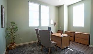 Dining Room, Oquirrh Hills Apartments