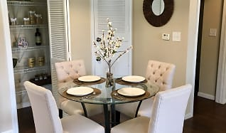 Dining Room, Chandler Creek Apartments