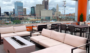 Rooftop, The View on Grant