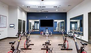 Fitness Weight Room, AMLI Cherry Creek