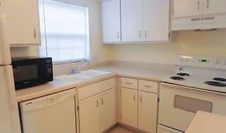 Kitchen, 8522 10TH ST N, #B,