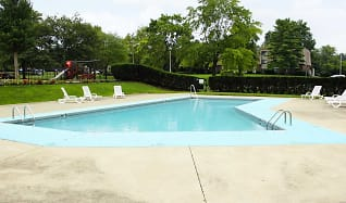 Pool, Riverlodge Apartments