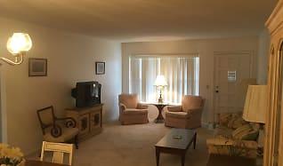 Living Room, 2426 Persian Dr Apt 42