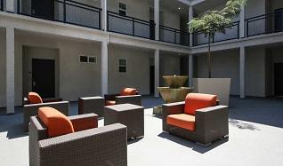 Recreation Area, Bella Mare 6th St Lofts