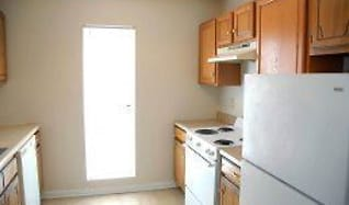 Kitchen, College Corner Apartments