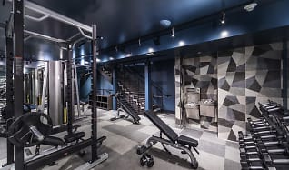 Fitness Weight Room, Turing