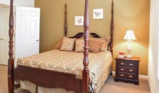 Bedroom, La Collina Townhomes