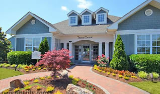 Building, Trail Creek Townhomes