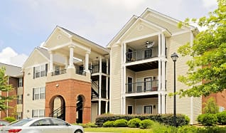 Building, Anthos At Lexington Place Apartment Homes
