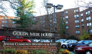 Building, Golda Meir House