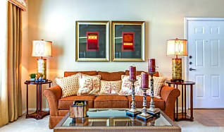 Living Room, Courtney Vista At Zanjero