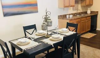 Dining Room, Stonebridge Apartments