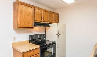 Kitchen, Bridgewood Estates