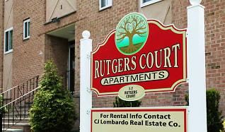 Community Signage, Rutgers Court Apartments