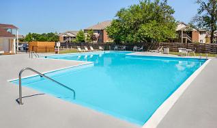 Pool, Autumn Springs