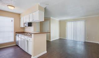 Living Room, Sandpiper Apartments