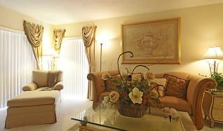 Living Room, Vista Verde At Deerwood