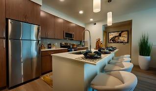 Kitchen, Elevation Plaza Del Rio