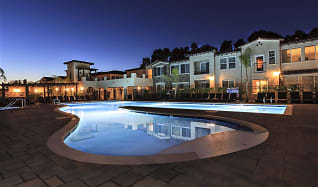 Pool, Avia La Jolla Senior Apartments Phase 2
