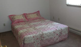 Bedroom, Valley 206 Apartments