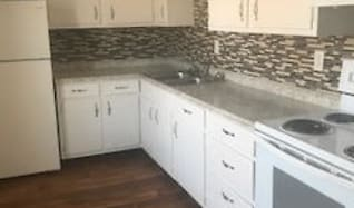 Kitchen, Bridgepoint Apartments