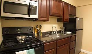 Kitchen, The Apartment Store - Indiana