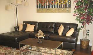 Living Room, Ashton Park Townhomes