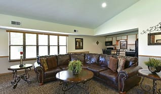 Clubhouse, Dovetree Apartments
