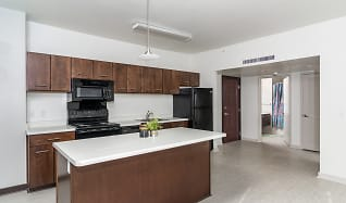 Kitchen, The Randolph Apartments
