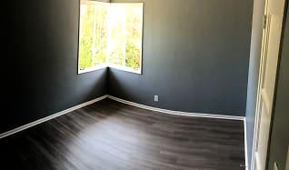Bedroom, Verdugo Mesa Apartments
