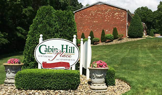 Community Signage, Cabin Hill Place