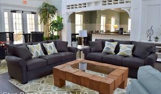 Living Room, 2801 Chancellorsville Drive Unit # 412