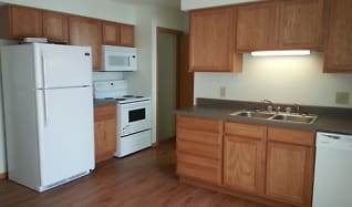 Kitchen, The Duplexes
