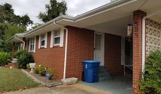 Building, 585 Boxwood Church Rd