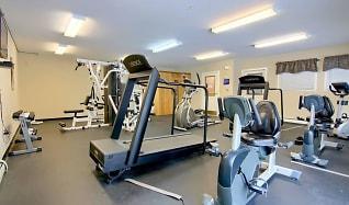 Fitness Weight Room, Regency Village