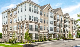 Building, The Point at Glen Mills