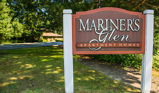 Community Signage, Mariners' Glen Apartment Homes