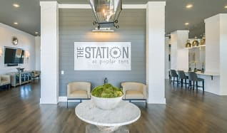 Station at Poplar Tent Apartments, Huntersville, NC