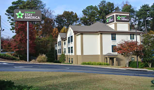 Building, Furnished Studio - Atlanta - Clairmont