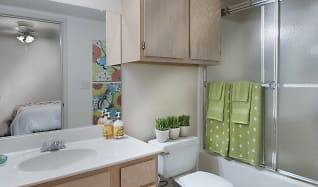 Bathroom, The Links at Jonesboro