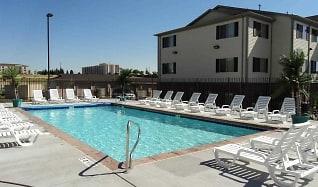 Pool, Sundance Apartments