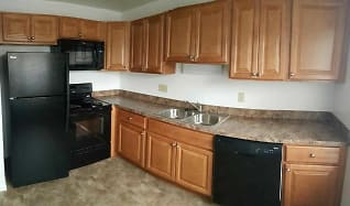 Kitchen, Belair Townhomes