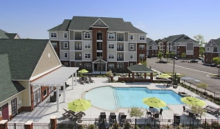 Marcella at Town Center Apartments and Townhomes, Coliseum Central, Hampton, VA