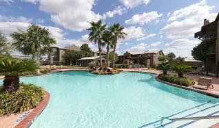 Pool, San Pedro Apartments at Sharyland Plantation