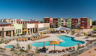 Pool, Southern Avenue Villas