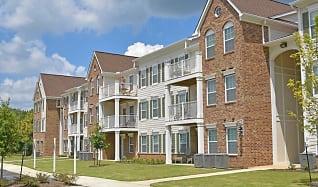 Building, Irene Woods Apartments