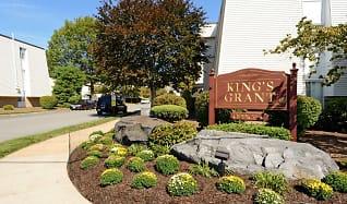 Community Signage, King's Grant